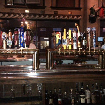 Photo taken at James E. McNellie's Public House by Zach F. on 4/10/2012