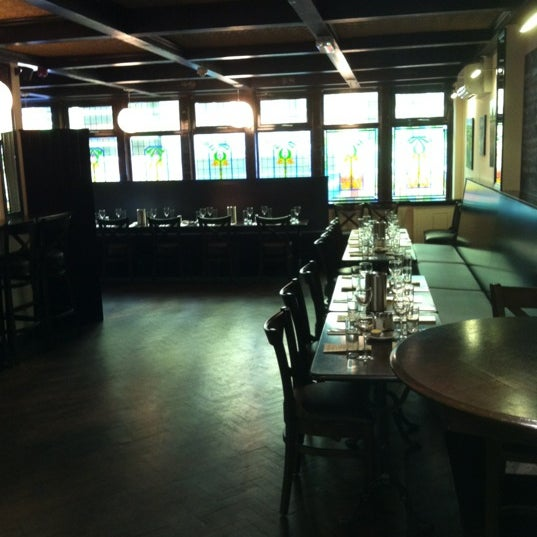 Photo taken at Mourne Seafood Bar by James G. on 5/15/2012