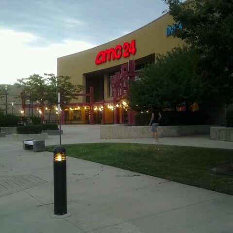 Photo taken at AMC Hampton Towne Centre 24 by VeGaz N. on 6/25/2012
