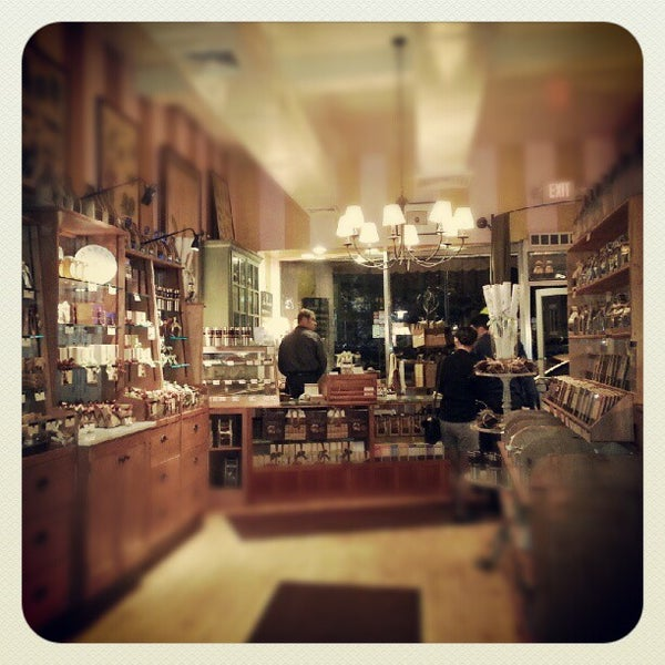 Photo taken at L.A. Burdick Chocolate by Emily on 9/3/2012