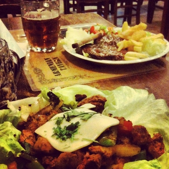 Photo taken at Armenian Tavern by Katerina Y. on 7/19/2012