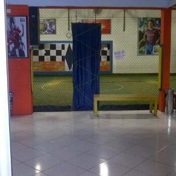 Photo taken at Bayam Indah Futsal Center by H.Sofyan S. on 9/10/2011