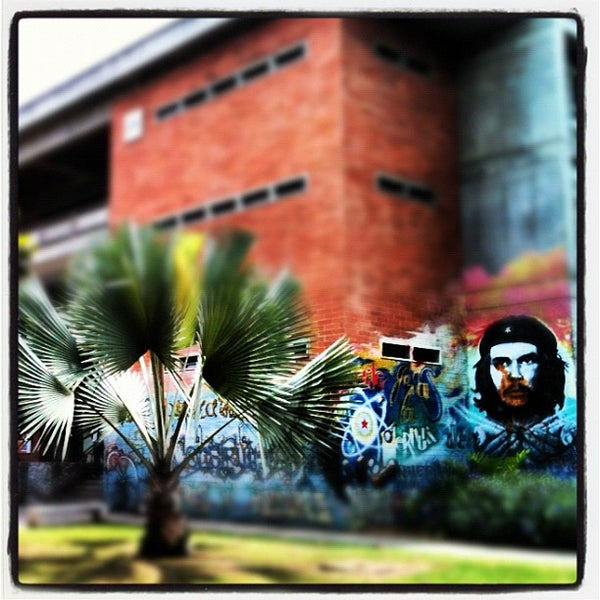 Photo taken at University of Antioquia by Matias P. on 9/12/2012