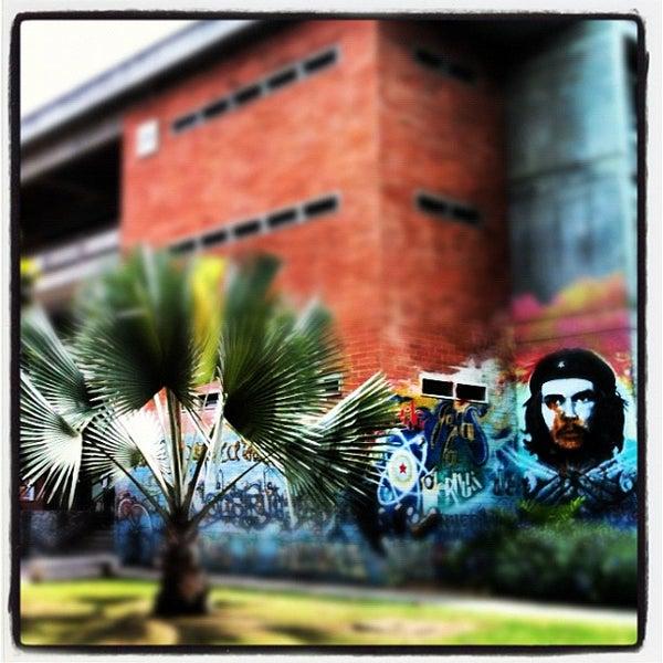 Photo taken at Universidad de Antioquia by Matias P. on 9/12/2012