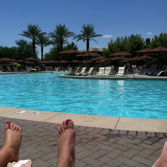 Photo taken at The Westin Kierland Resort & Spa by DX2069 on 7/12/2011