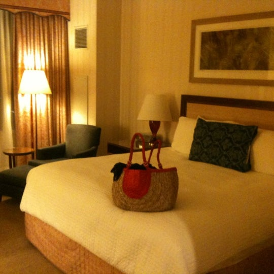 Photo taken at Loews New Orleans Hotel by Abiola A. on 6/23/2012