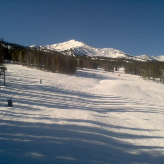 Photo taken at Breckenridge Ski Resort by Josh M. on 12/17/2011