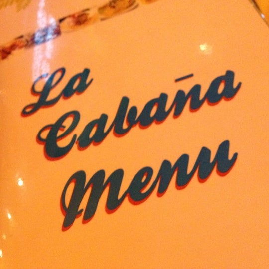 Photo taken at La Cabana by Lee D. on 3/27/2012