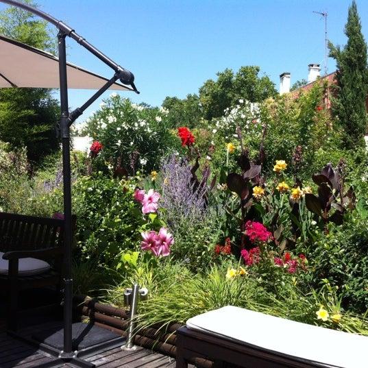 Le jardin des sens beaux arts 10 tips for Le jardin des sens