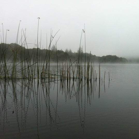 Photo taken at Lake Ilsanjo by Dave B. on 8/25/2012
