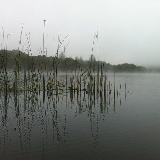 Photo taken at Lake Ilsanjo by Dave B. on 8/25/2012