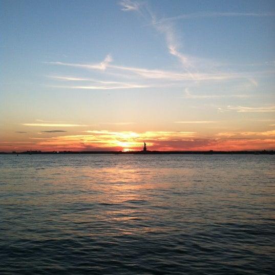 Photo taken at Louis Valentino, Jr. Park & Pier by Liz C. on 7/26/2012
