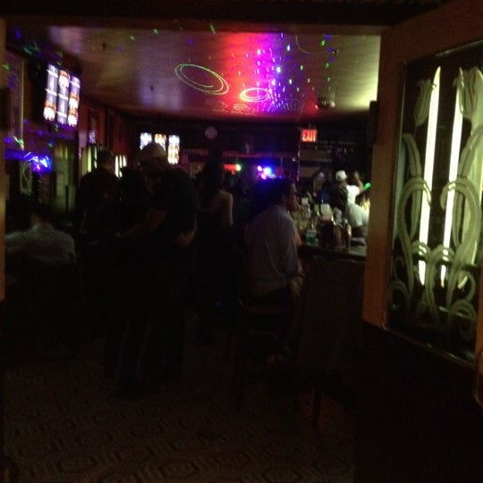 Photo taken at Lenox Lounge by kyle h. on 5/25/2012