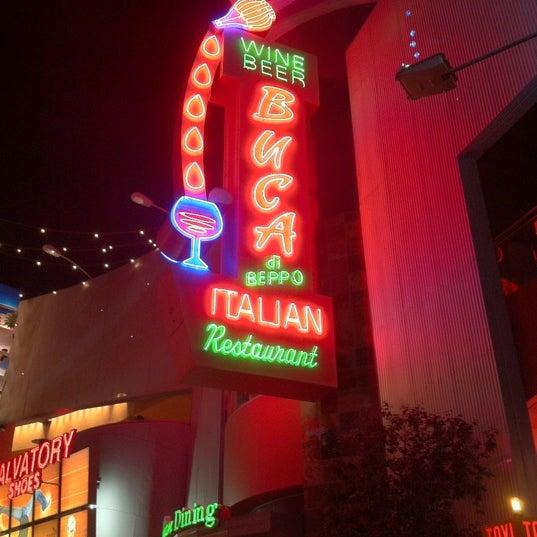 Photo taken at Buca di Beppo Italian Restaurant by L.J. G. on 6/10/2012