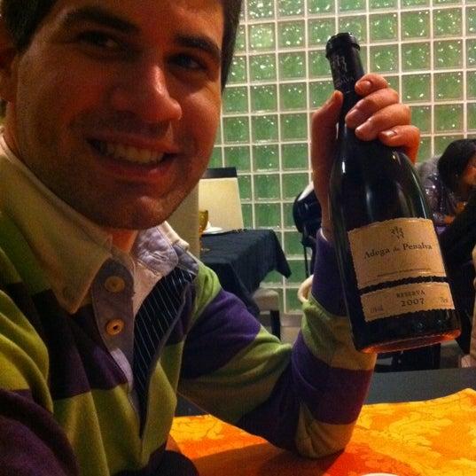 Photo taken at Restaurante - Casa Arouquesa by Diogo P. on 12/31/2011