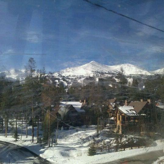 Photo taken at Breck Connect Gondola by Matt M. on 11/23/2011