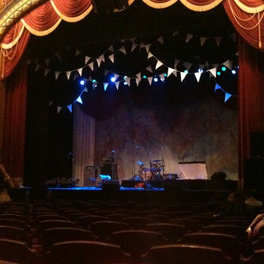Photo taken at The Florida Theatre by Linzy B. on 2/12/2012