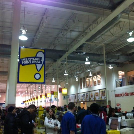 Maxi cie supermarket in saint michel for Allez cuisine indonesia