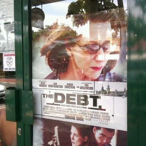 Photo taken at Balmoral Cineplex by Simon B. on 11/13/2011