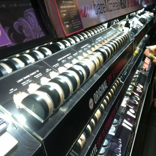 Photo taken at Sephora - Soho by Michael V. on 9/2/2012