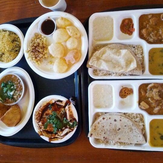 Chaat Indian Food Berkeley