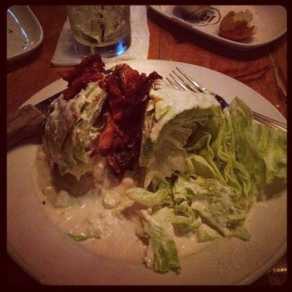 Photo taken at JoJo Bistro & Wine Bar by John P. on 5/13/2012