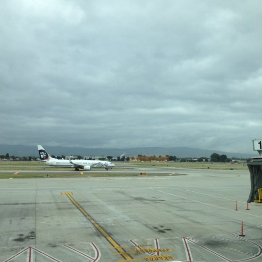Photo taken at Terminal A by Elena P. on 5/14/2012