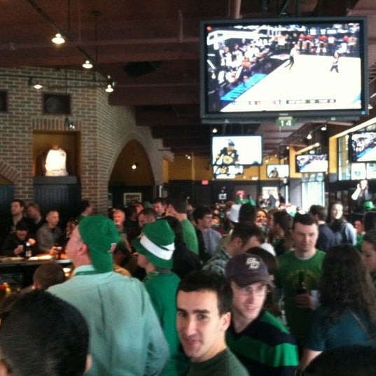 Photo taken at Cask 'n Flagon by Jennifer R. on 3/17/2012