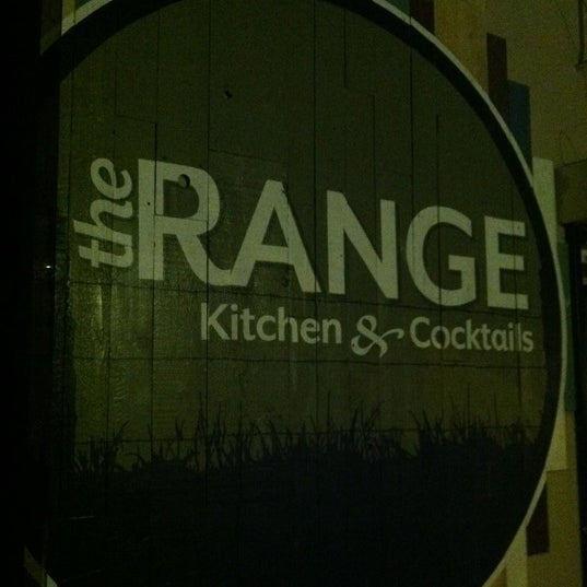 Photo taken at The Range Kitchen & Cocktails by A7D Creative Group on 9/1/2012