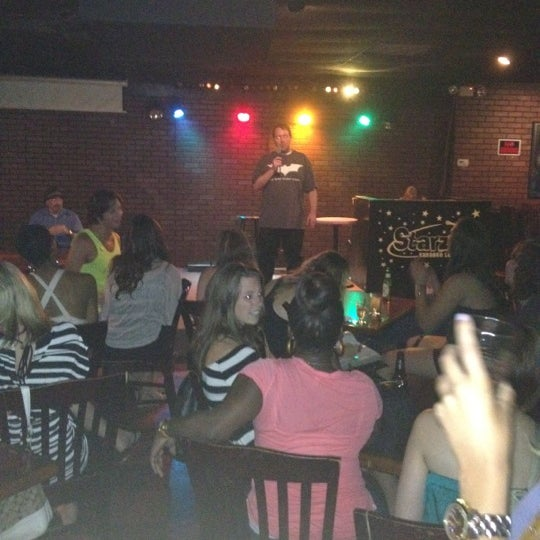 Photo taken at Starz Karaoke Lounge by Campbell R. on 8/2/2012
