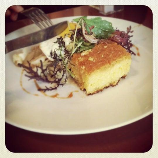 Photo taken at Lula Café by Maureen on 10/28/2011