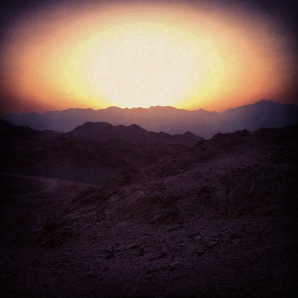 Photo taken at Eilat Mountains by Kostya B. on 6/17/2012
