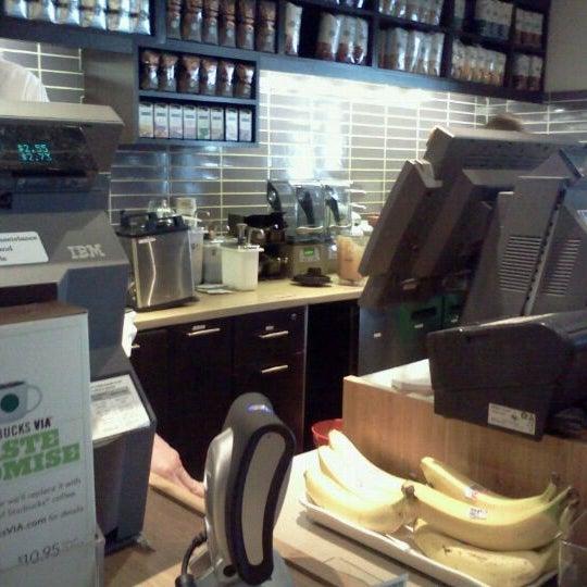 Photo taken at Starbucks by Krissi R. on 10/30/2011