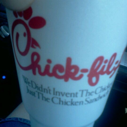 Photo taken at Chick-fil-A by Bill C. on 1/30/2012