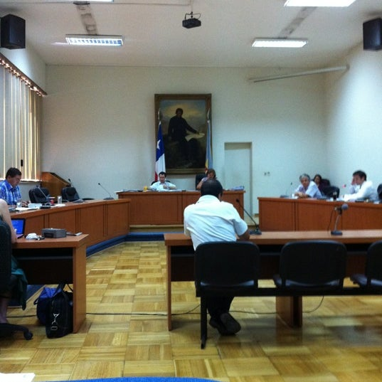 Photo taken at Municipalidad de San Bernardo by Pedro U. on 1/12/2012