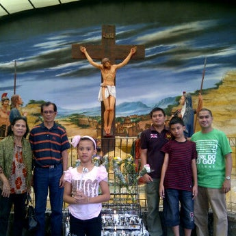 Photo taken at Gua Maria Kerep by tiuRceplok on 12/27/2011