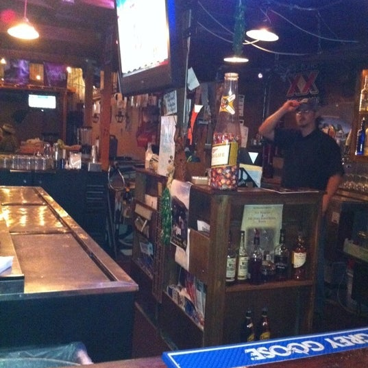 Photo taken at Cave Creek Smokehouse & Pour House Patio by Patty S. on 7/17/2011
