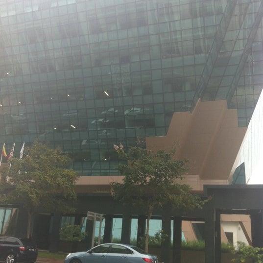 Photo taken at Jabatan Imigresen Malaysia by Laura T. on 12/22/2011