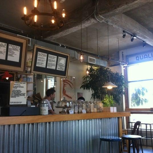 Warehouse Cafe Jersey City Avocado Toast