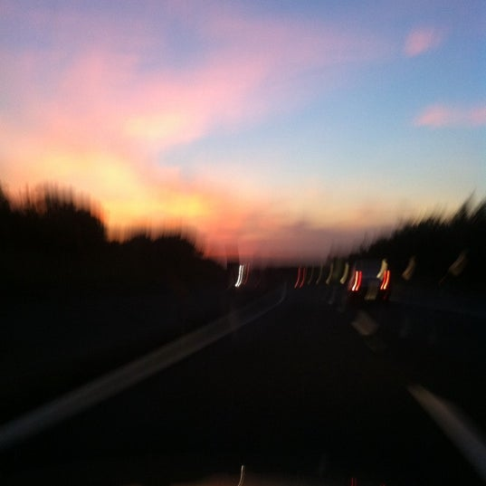 Photo taken at Autostrada A16 Napoli - Canosa by MariaPia A. on 9/8/2011