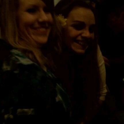 Photo taken at Joe Squared Pizza & Bar by Amanda M. on 2/3/2012