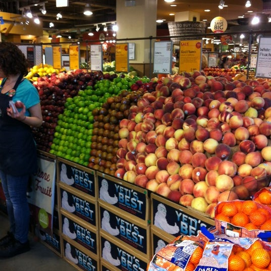 Photo taken at Whole Foods Market by Jens Lernø S. on 8/26/2012