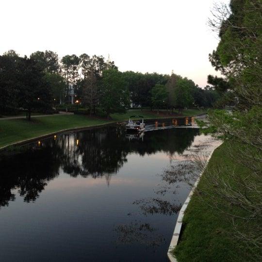 Photo taken at Disney's Port Orleans Riverside Resort by Lee W. on 4/3/2012