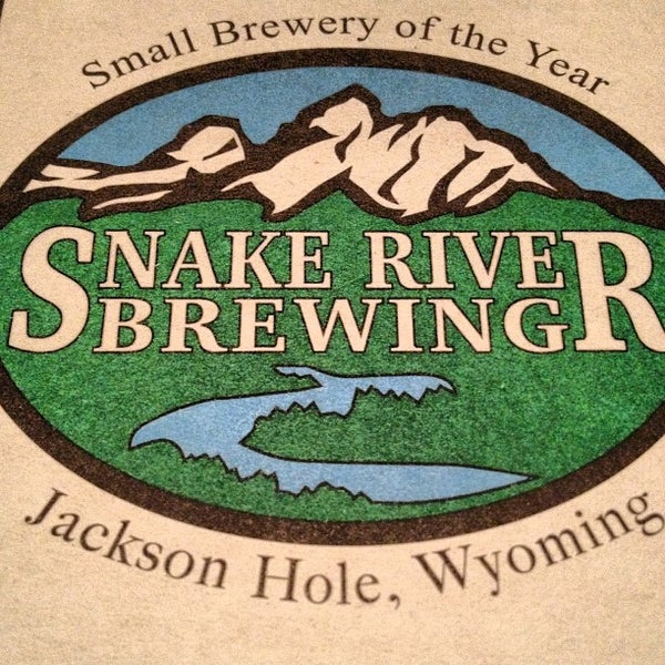 Photo taken at Snake River Brewery & Restaurant by Dan S. on 2/29/2012