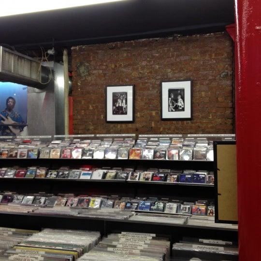 Generation Records Greenwich Village New York Ny