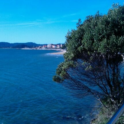 Photo taken at Santoña by Hilda I. on 12/30/2011