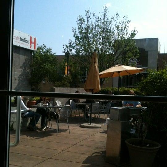 Cafe Helios Raleigh Menu