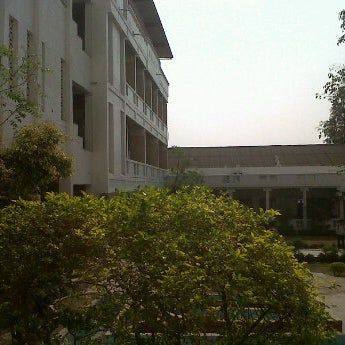 Photo taken at G.H. Raisoni College Of Engg by Ankit K. on 1/9/2012