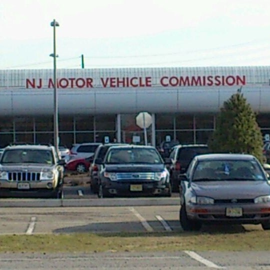 New Jersey Motor Vehicle Commission 8 Mill St