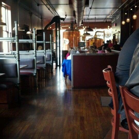Photo taken at Fegley's Bethlehem Brew Works by Greg B. on 4/17/2012